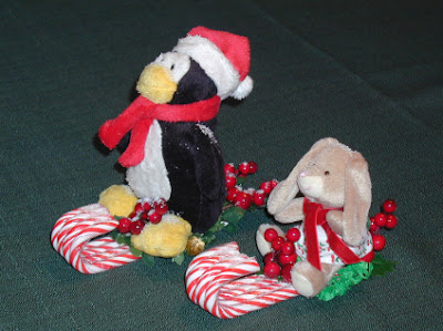 Toy Sled Ornaments 1