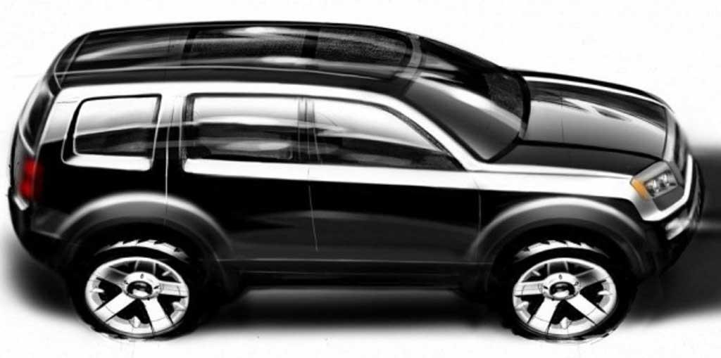 2017 Honda Pilot Concept, Redesign, Specs, Release Date ...
