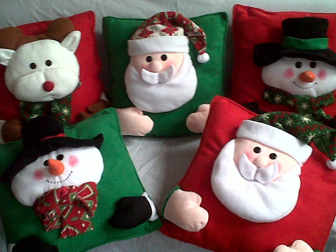 5ce1ce2e46e Manualidades De Navidad Cojines Madebymcl