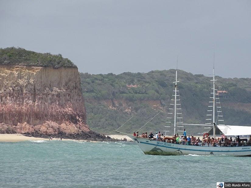 Praia da Pipa, RN - Praias de Natal