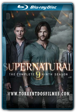 Supernatural 9ª Temporada - Torrent Blu-Ray (Oficial) 720p Dual Áudio