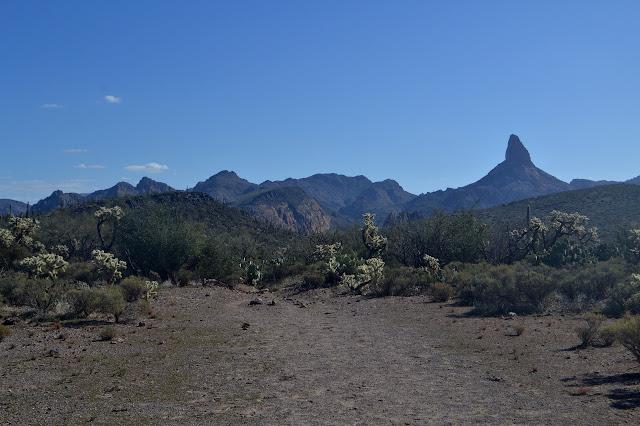 top of Black Mesa