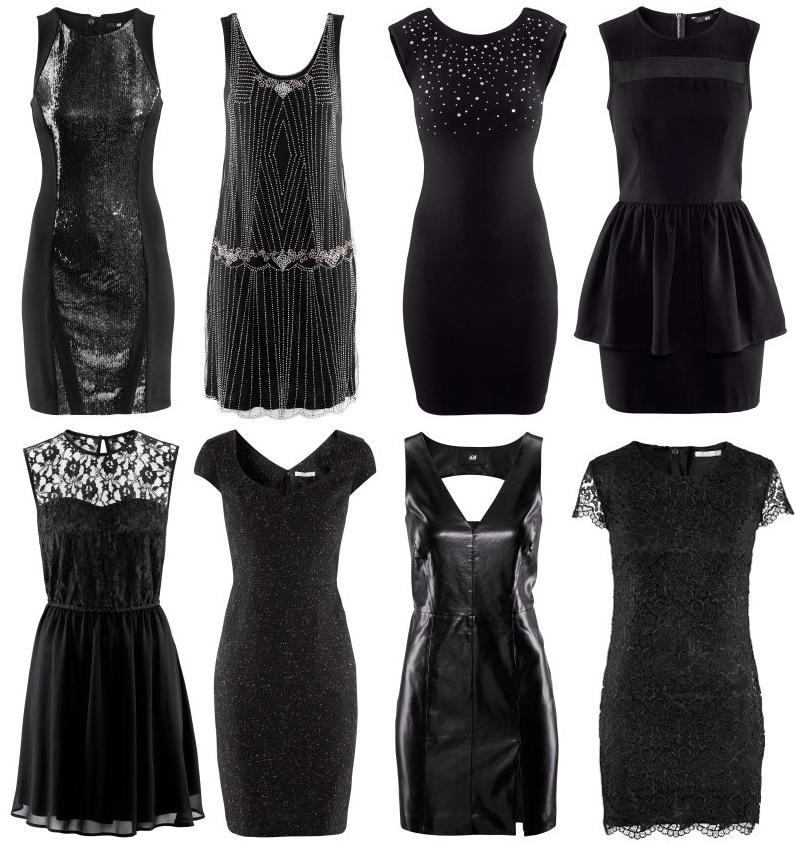 Little Black Dress Hm All About The Style Bloglovin