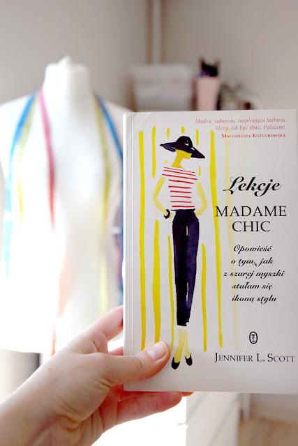 slow fashion, slow life, lekcje madame chic, szycie, diy, warsztaty, kursy, wrocław, justyna wójcik,książki o modzie, moda,
