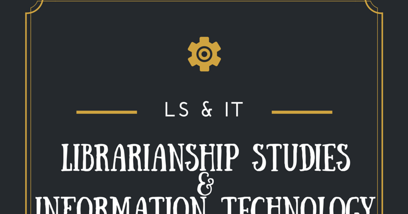 Thesis library and information science