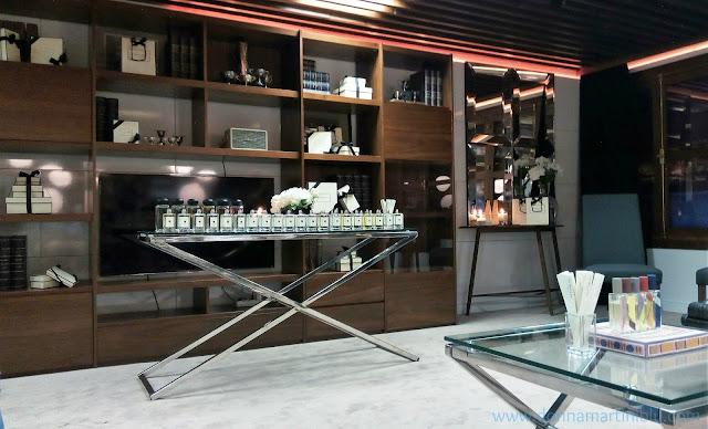 Selección de perfumes de Jo Malone elegidos para la Cata.