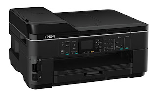 Epson WorkForce WF-7515 Driver Download, Review, Price
