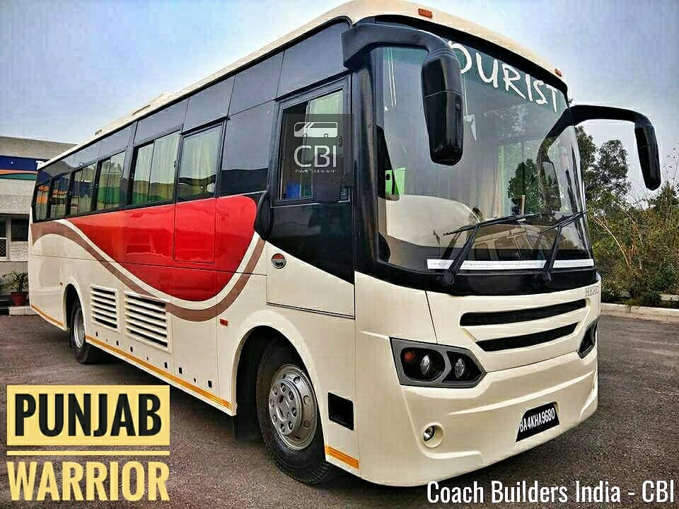 Coach Builders India Cbi The Best Of Punjab Coach Builders Hero Coach Builders