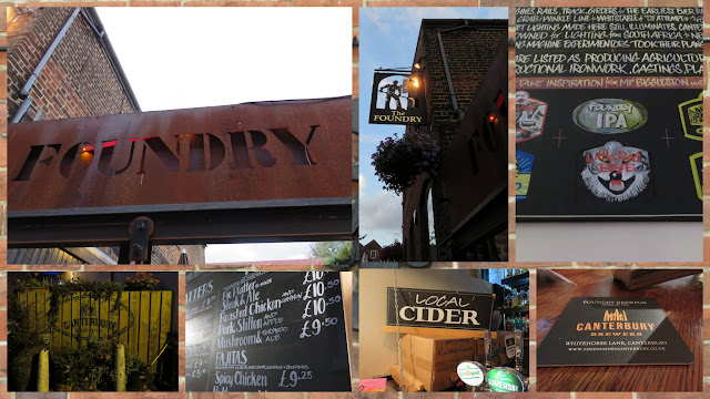 A Weekend in Canterbury England - Craft Beer at the Foundry
