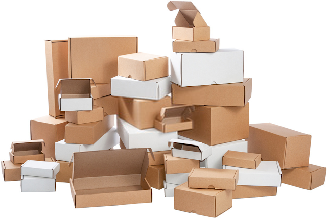 where to buy cardboard boxes