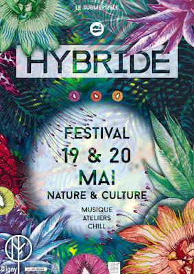19 et 20 mai : L'HYBRIDE FESTIVAL A IGNY