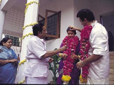 Kamal Haasan's wedding