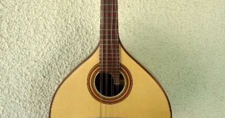 Mandolina de 24 trastes (Disponible) - 24 frets Mandolina (Avalaible