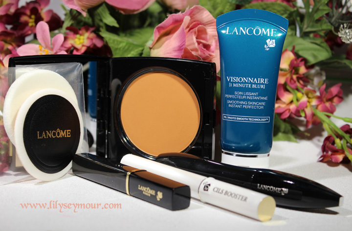 Lancome Dual Finish Foundation, Concealer & Skin Perfector