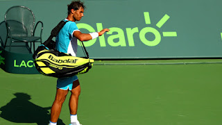 Nadal pulls out of Indian Wells and Miami