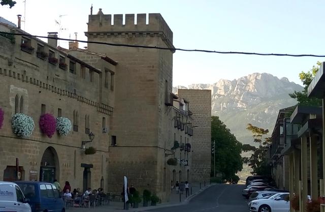 Laguardia, ciutat emmurallada