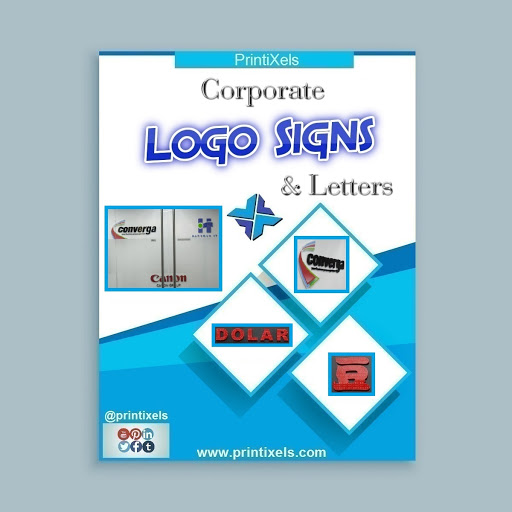 Custom Corporate Logo Signs & Letters