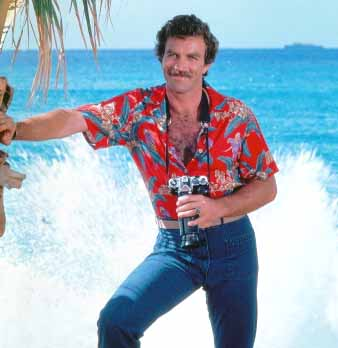 1cfc16c2b Usually guys in Hawaiian shirts look a lot more like the same type of guys  who might want to wear a hat like this:
