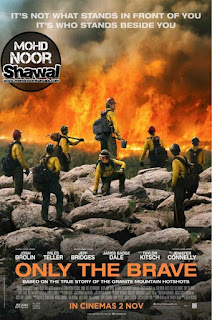 Only The Brave (Movie 2017)