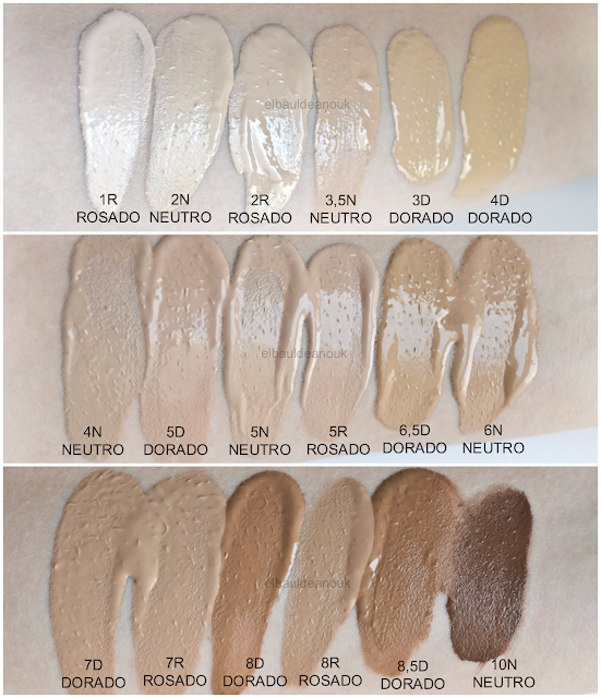 swatches Accord Parfait