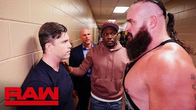 WWE SNL Braun Strowman WrestleMania
