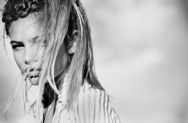 Thylane Blondeau photographiée par Dani Brubaker