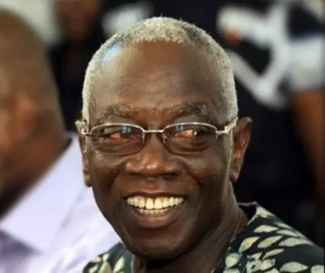 Afari Gyan descends on legislature and judiciary