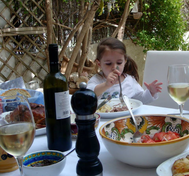 Traditional Greek Sunday Lunch