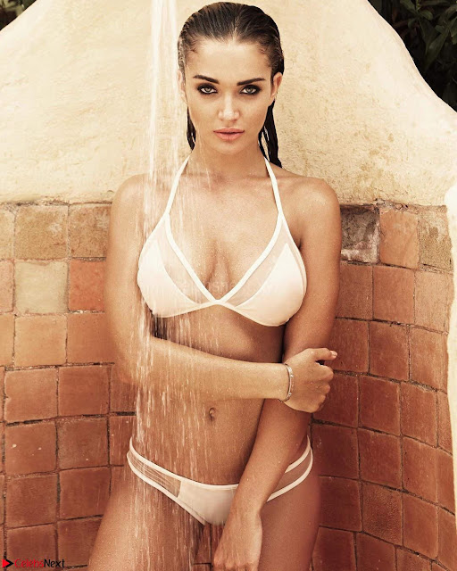 Amy Jackson Stunning Actress in Bikini for her new movie Enthiran 2 ~  Exclusive Galleries 001.jpg