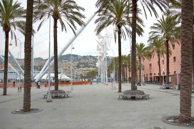 Genua okolice portu co warto zobaczyć?