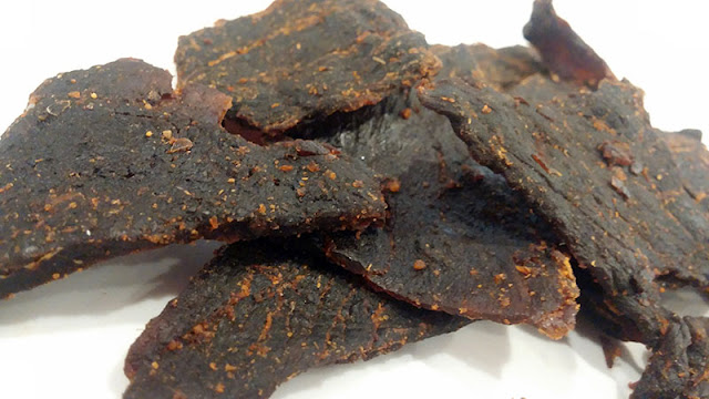 wicked hot jerky