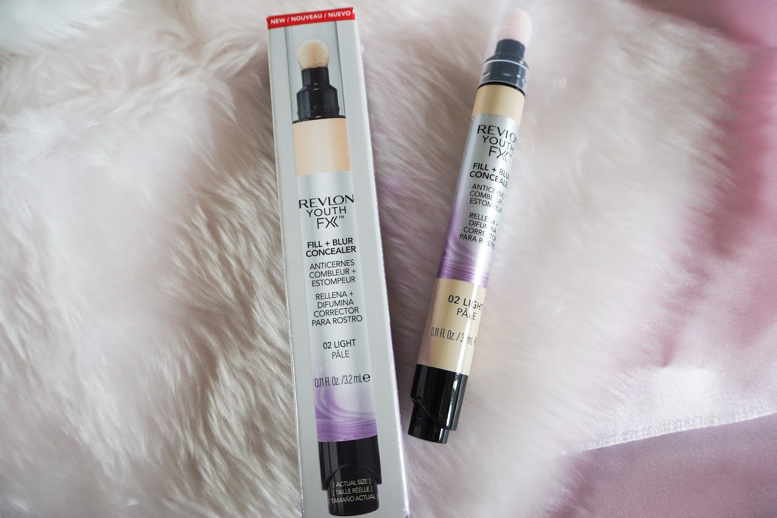 Revlon Youth Fix Fill and Blur Concealer Review