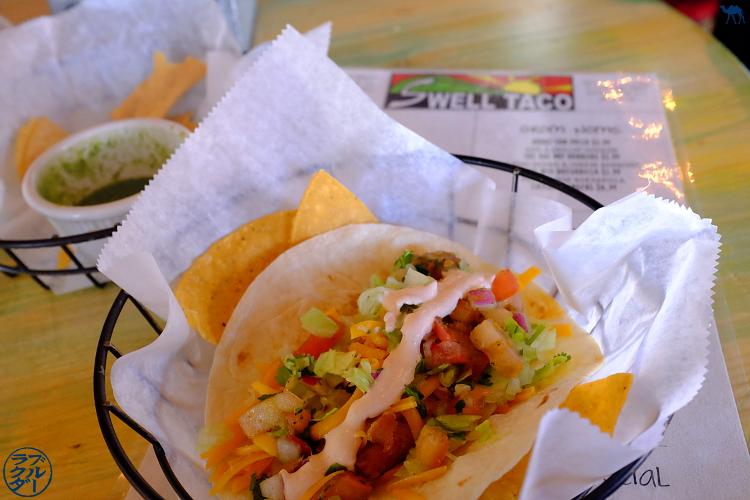 Le Chameau Bleu - Fish Taco de Swell Taco à Patchogue Long Island New York  USA