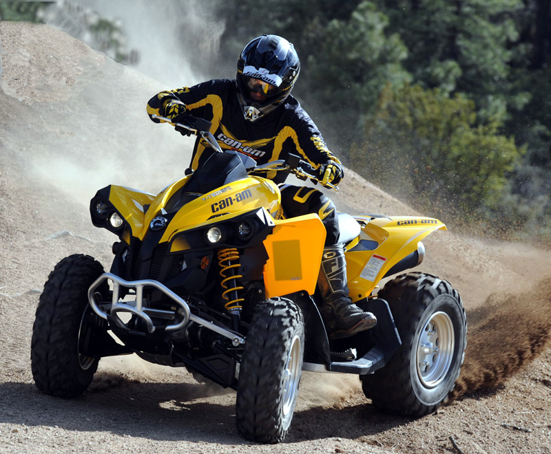 World Motorcycle Wallpapers: Can-am atv