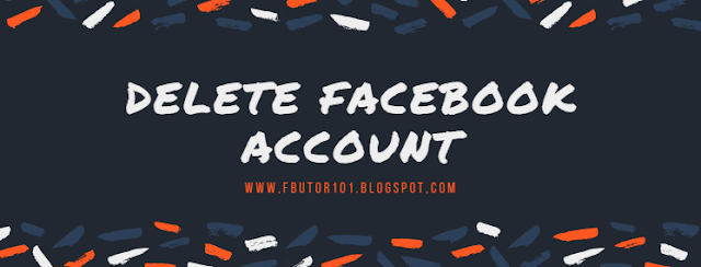 Help Delete My Facebook Account