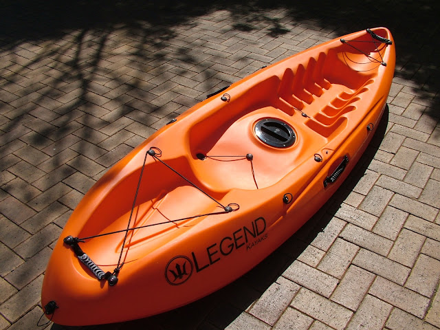 Proteus Recreational Legend Kayak