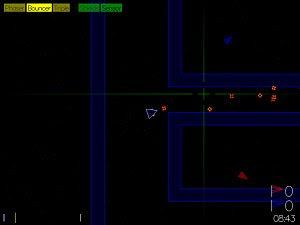 Bitfighter free retro PC shooter game