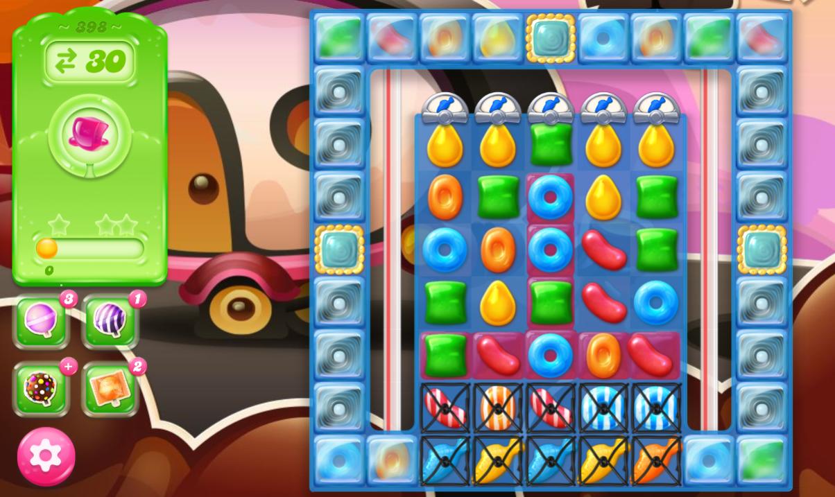 Candy Crush Jelly Saga 398