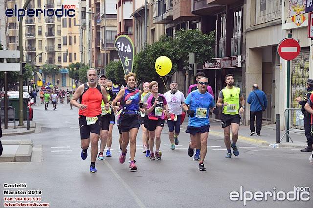 Maratón de Castellón 2019 de Pepe Jaen