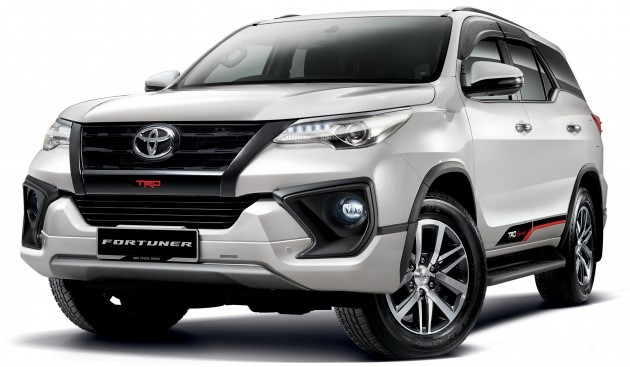 2018 Toyota Fortuner Malaysia Ms Blog