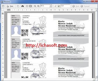Download Software Cetak Kartu NISN Terbatu