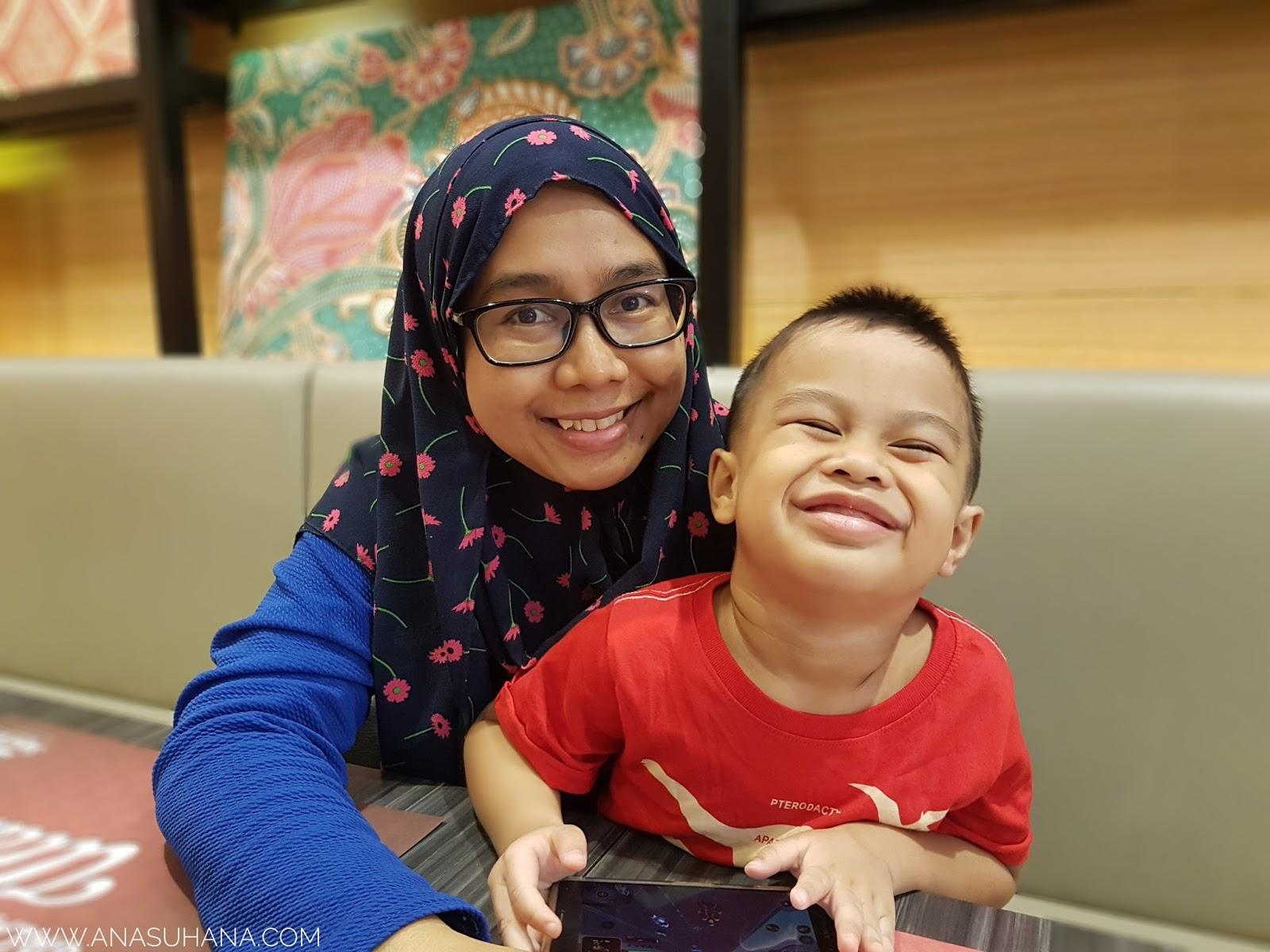 Sepiring Sunway Putra Mall