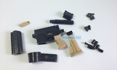 Mini Assault Rifle Toy Gun 2