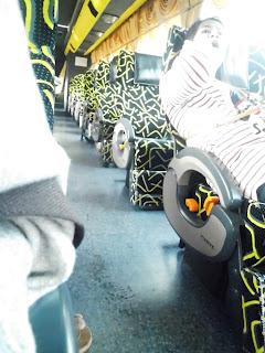 Bus Kuala Lumpur ke Thailand