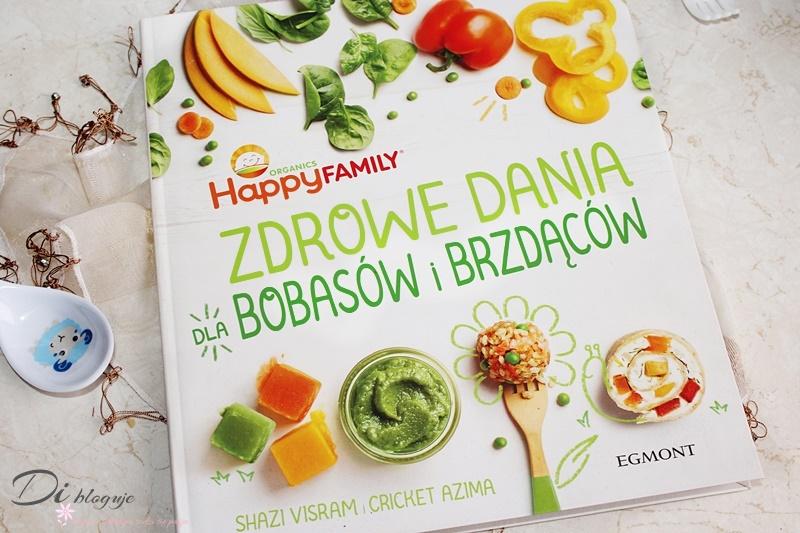 Zdrowe dania dla bobasów i brzdąców - recenzja