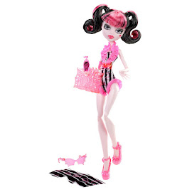 MH Beach Beasties Draculaura Doll