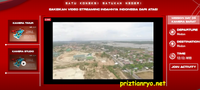 Elang Nusa, Drone Telkomsel Berkeliling Indonesia