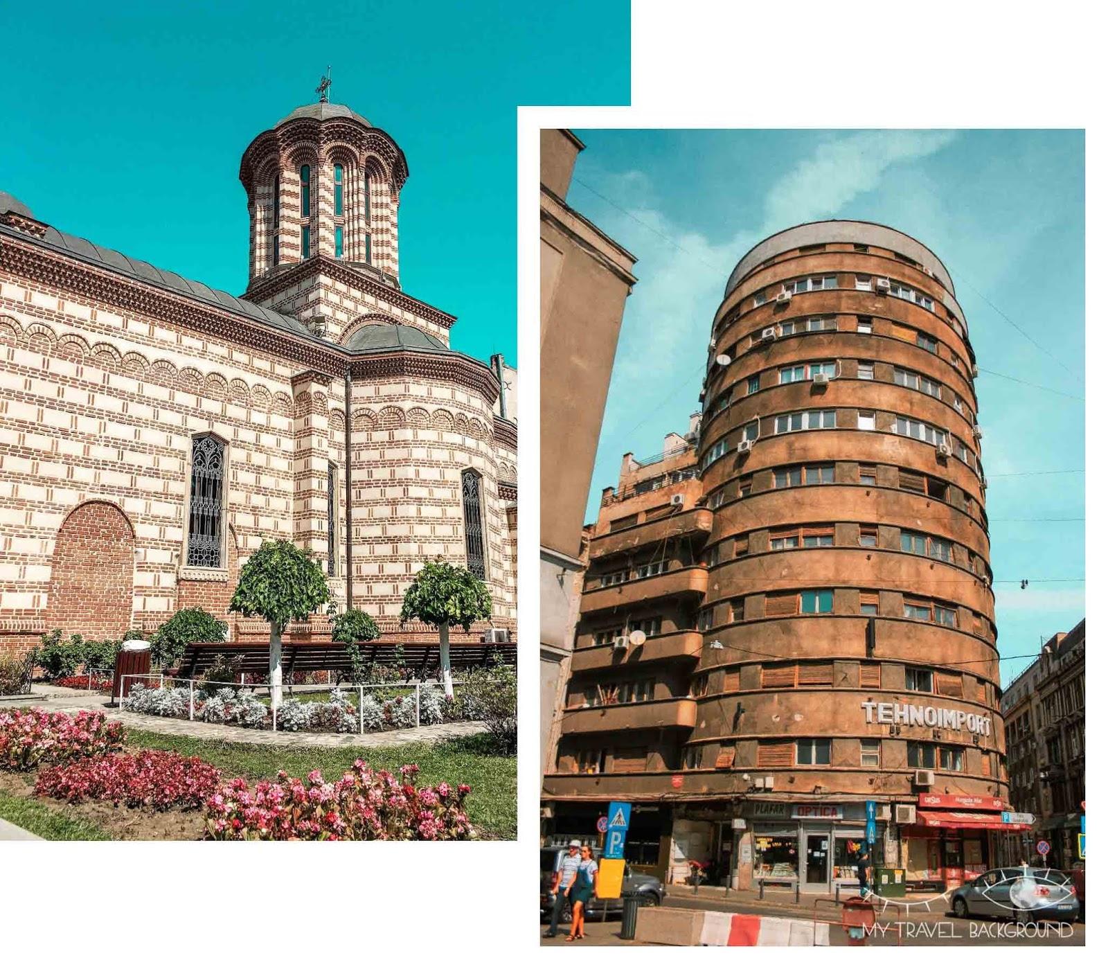 My Travel Background : 3 jours à Bucarest en Roumanie