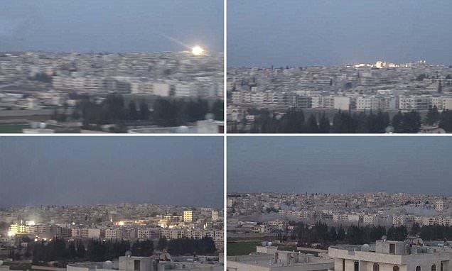 Rusia Bantah Negaranya Bombardir Warga Sipil Suriah