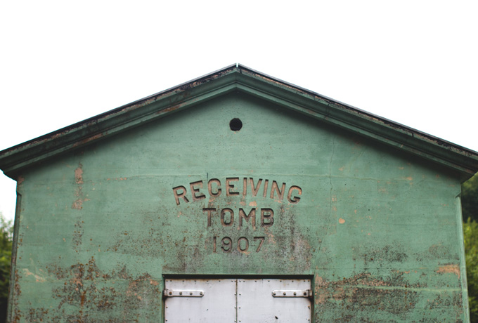 Maple Grove Cemetery, maine